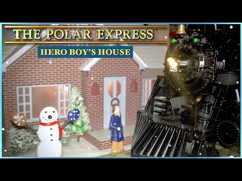 The Polar Express – Hero Boy's Home (Unboxing/Review)