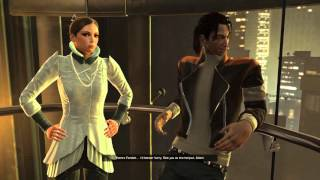 Deus Ex: Human Revolution / Graphics test / GTX 970 / i7-6700K / Max settings