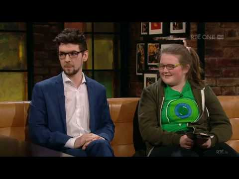 Jacksepticeye on The Late Late Show - RTÉ One - FULL INTERVIEW