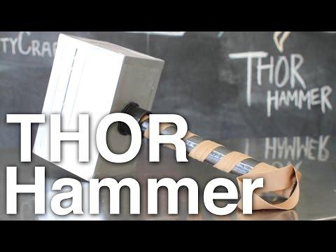 Beginner's Blender Tutorial - Modeling Thor's Hammer Mjolnir from YouTube · Duration:  1 hour 19 minutes 31 seconds