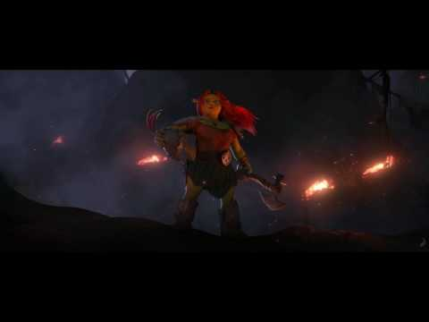 Dreamworks Animation S Shrek Forever After Clip Enter Fiona Youtube
