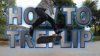 Skateboard Trick Tip   360 Flip