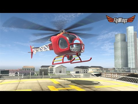 Helicopter Flight Simulator Online 2016 - (Android/iOS) Trailer #2 | Official Mobile Game (2015)