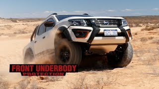 Nissan Navara N-Treck Warrior (Weekend Warrior) - FIREY Productions