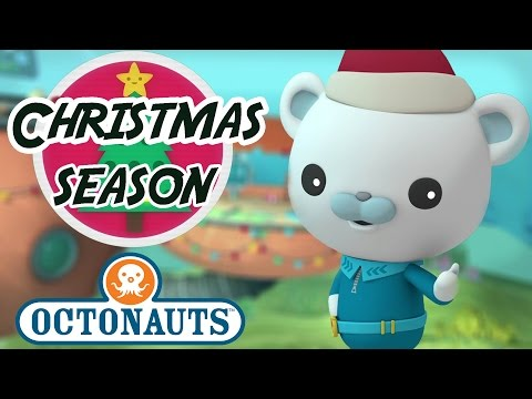 Octonauts - Christmas Special! | 20+ minutes | Christmas Sea Missions