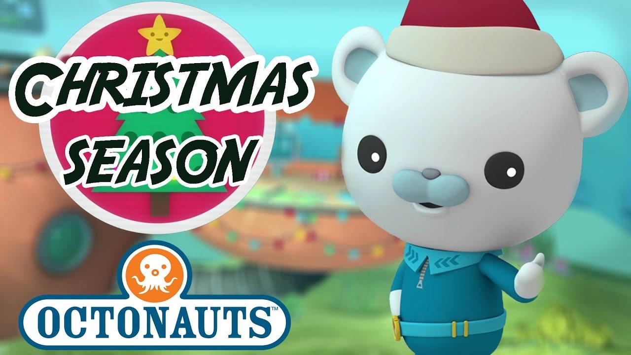 Octonaut Christmas.Octonauts Christmas Special 20 Minutes Christmas Sea Missions