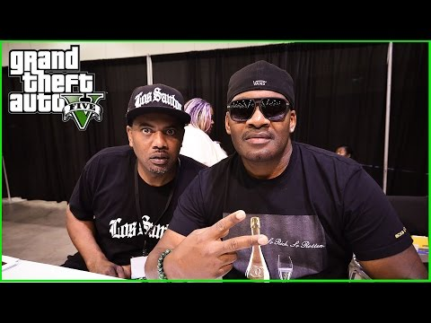 GTA V Actors of Trevor Franklin and Michael interviews and F
