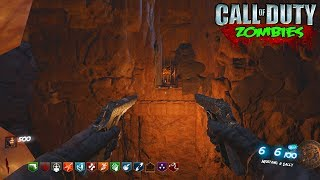INDIANA JONES EASTER EGG!!! - CALL OF DUTY BLACK OPS 3 CUSTOM ZOMBIES GAMEPLAY!