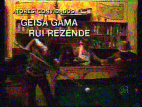 Abertura da Novela História de Ana Raio e Zé Trovão 1990