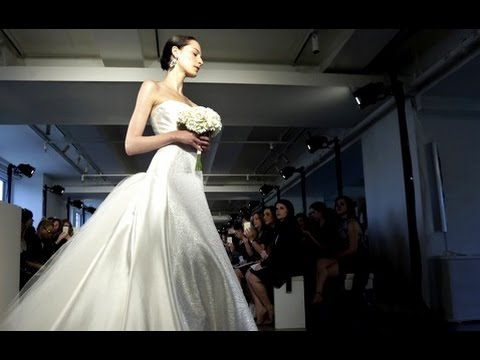 Oscar de La Renta | Spring Summer 2017 Full Fashion Show | Bridal