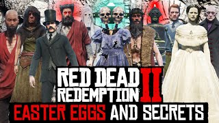 Red Dead Redemption 2 Easter Eggs