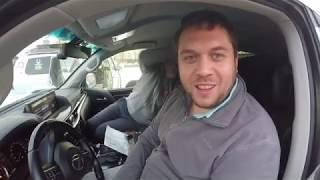 путешествие в Иран на автомобиле. Серия 1