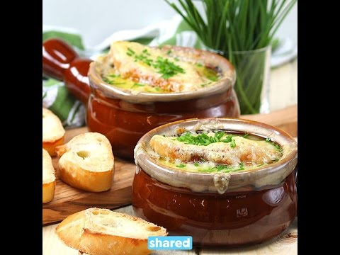 Slow Cooker French Onion Soup | Soup