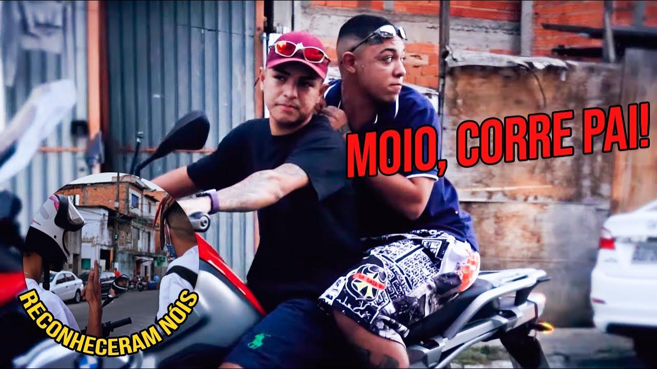 FUI NA GRAVAÇÃO DE CLIPE DO MC ALE COM A MEDLEY DE RUA