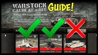 Ultimate Guide to the Best Military Vehicles to Buy for the Discounted Price in GTA 5 Online!