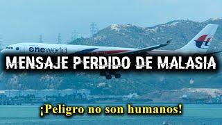 Por fin se resuelve el misterio del avión 370 de Malasia Airlines