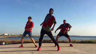 Afronovo Collab Dj Ly Coox Outside Remix Dance Cover.mp3