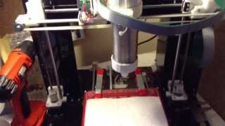 New Extruder Testing For The BotBQ - 3D Printing BBQ ( 3D Printed Food )
