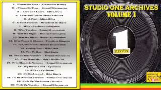 Studio One Archives - Volume 1