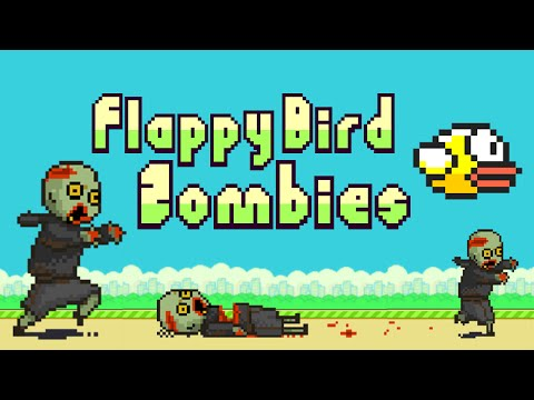 FLAPPY BIRD ZOMBIES ★ Call of Duty Zombies (Zombie Games)