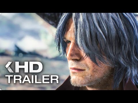 DEVIL MAY CRY 5 Gameplay Trailer German Deutsch (Gamescom 2018)