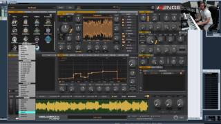 Vengeance Producer Suite - Avenger - Tutorial Video 22: 120 Update: Recording Envelopes