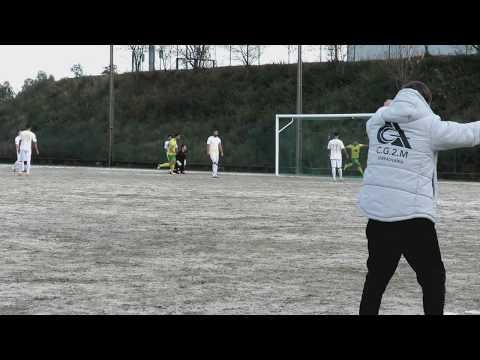 """Liga amadoraTV - 1º Golo de """"FRADE"""" ADC Penamaior 2-0 Airães"""