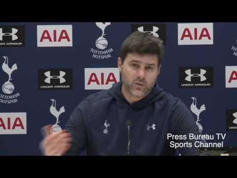 Mauricio Pochettino pre Sunderland vs Tottenham