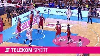 Serbien - Deutschland   FIBA World Cup 2019 Qualifiers