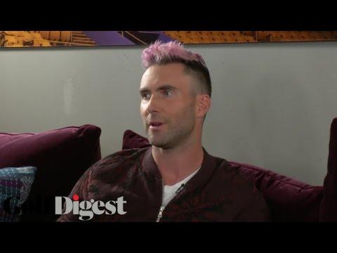 Adam Levine on Callaway Live [Sponsor Content]