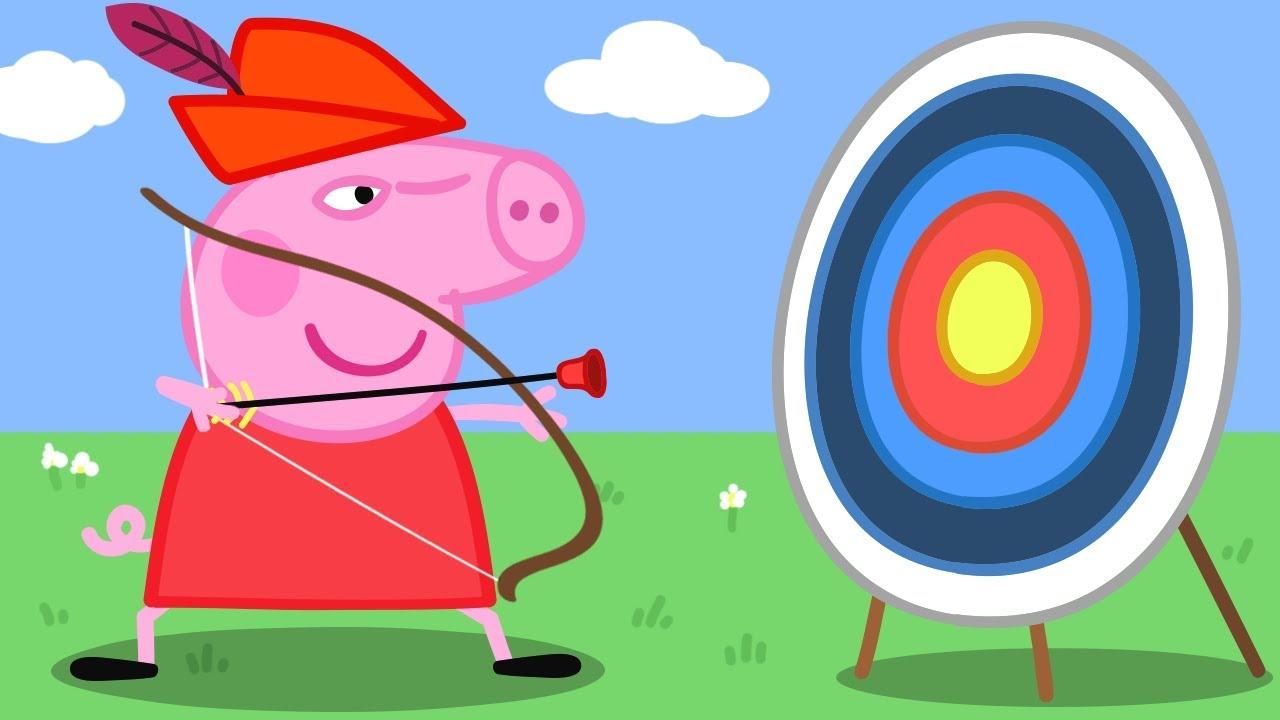 Peppa Pig Português Brasil | E este é o Papai de verdade! | HD | Desenhos Animados