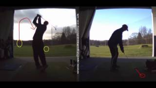 FIXING INSIDE TAKEAWAY LESSON - Rick Shiels Quest Golf Academy
