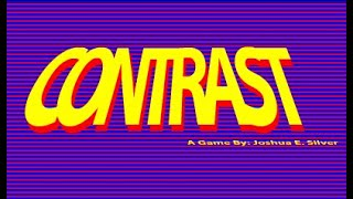 Contrast Walkthrough