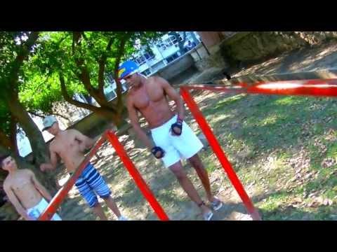BAR BROTHERS RIO - Calisthenics Motivation (Parte 1)