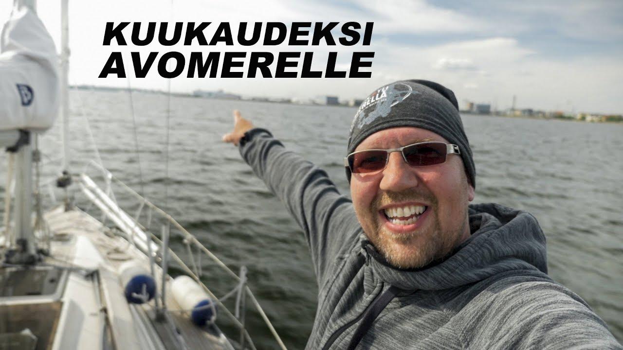 Atlantin yli Itämerellä - veneestä tutkimusalus | osa 2 - YouTube