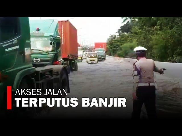 TOL JAKARTA - MERAK LUMPUH