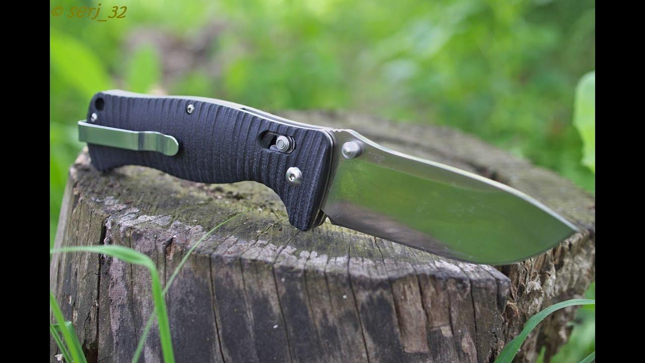 Складной нож ganzo g720 отзывы продам нож из стали 95х18