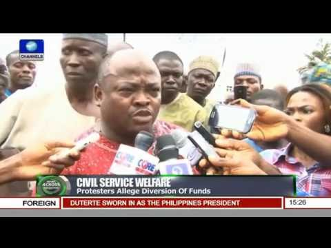 News Across Nigeria: Vatican Calls For Tolerance In Osun Religious Crisis Pt 3