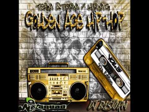 DJ BkStorm Old School Hip Hop 90