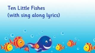 Ten Little Fishes