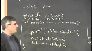 OOP in C & C++