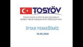 Gambar cover Tosyöv Bursa - İftar Yemeğimiz - 25.05.2018