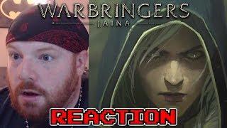 KRIMSON KB REACTION: Warbringers: Jaina