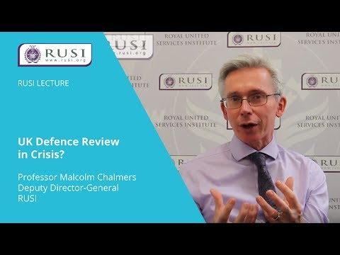 UK Defence Review in Crisis?