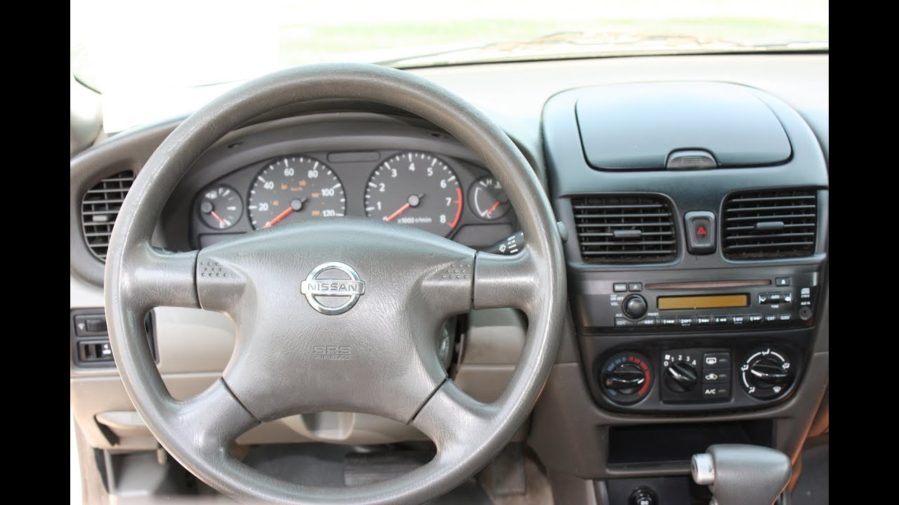 Desmontar Tablero How To Remove Dash Nissan Sentra 2001