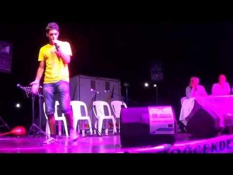 Deli Yazar - Turkiye,İzmir açık hava konseri (Live)