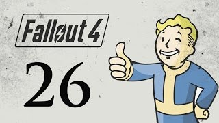 Fallout 4 Walkthrough Gameplay Part 26 - Witchcraft MY ASS!