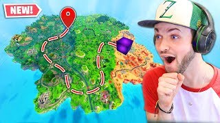 THE CUBE'S *SECRET* REVEALED in Fortnite!