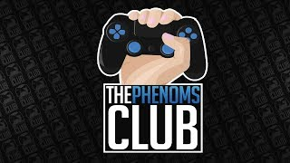 THE PHENOMS CLUB ANNOUNCMENT! (I JOINED AN ESPORTS TEAM)