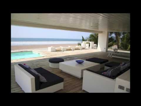 Playa Costa Azul El Salvador Beach House, Casa Garífuna Vacation Rental Sonsonate El Salvador